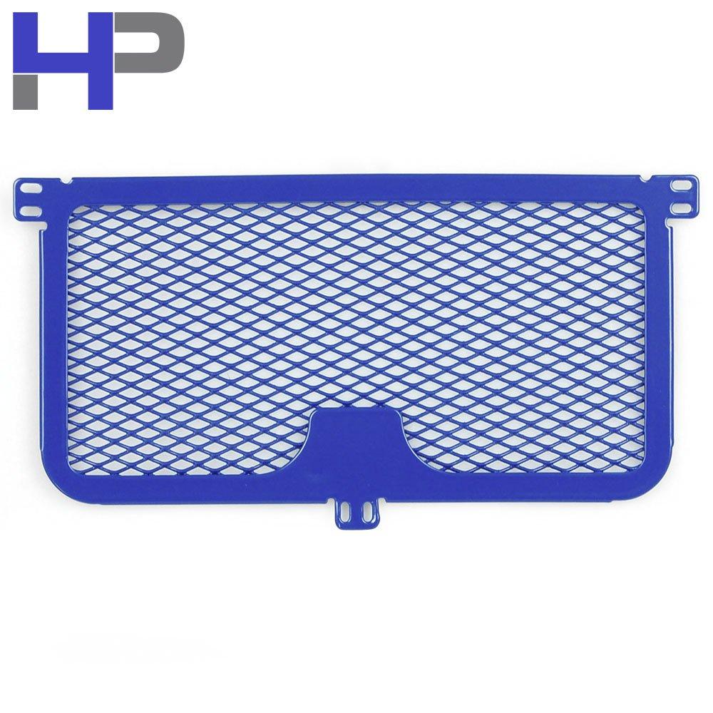 BMWS1000R// RR// HP4 K/ühlerschutzgitter Set blau RACEFOXX
