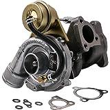 maXpeedingrods K04 015 Turbolader Abgasturbolader Turbo für A4 Quattro K03 Upgrade 1.8T 53049880015 058145703J