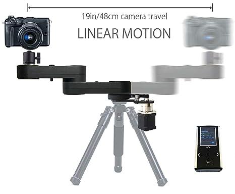 Digislider - Brazo de ala motorizado inalámbrico para Video y ...