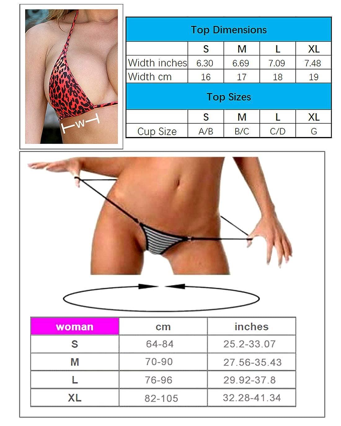 04ea29b348 SHERRYLO Semi-Transparent Mesh Bikini Set Maillot De Bain Femme Swimwear:  Amazon.fr: Vêtements et accessoires