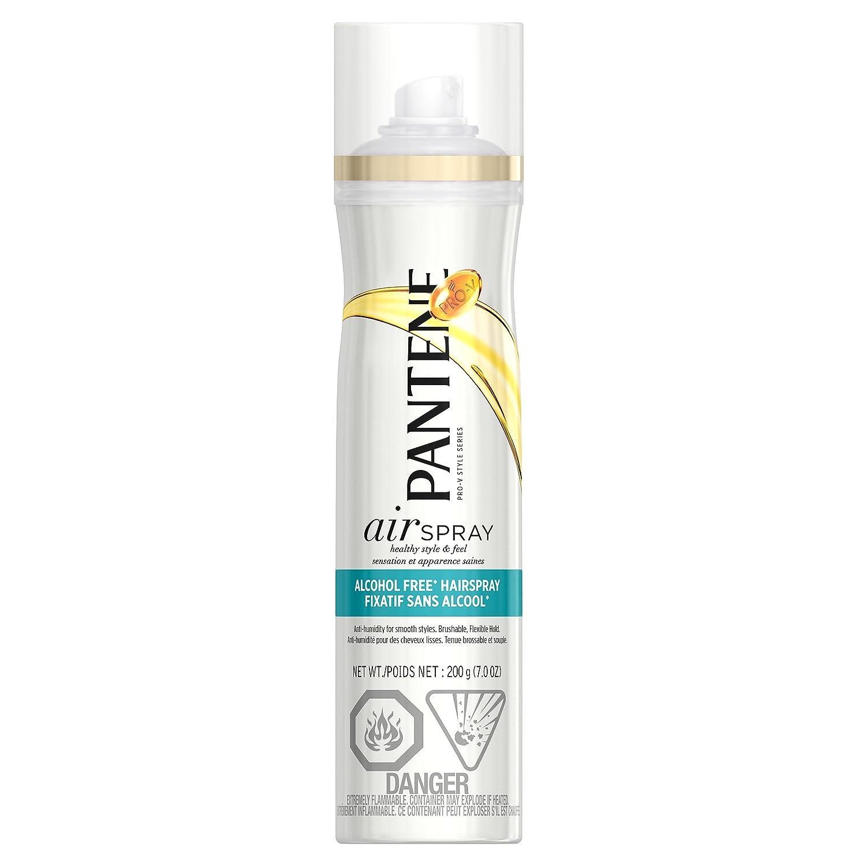 Pantene Pro-V Smooth Airspray Alcohol Free Hair Spray 200G