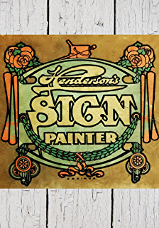 Sign painters kindle edition by faythe levine sam macon ed hendersons sign painter fandeluxe PDF