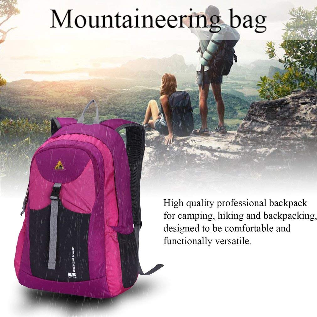 YTYC Ultrathin Waterproof Mountaineering Backpack Portable Bag Outdoor Sports by YTYC (Image #3)