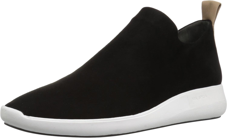 Via Spiga Womens Marlow Slip ON Sneaker Shoe