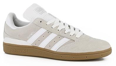 adidas busenitz pro pattinare scarpe bianco / bianco / gomma