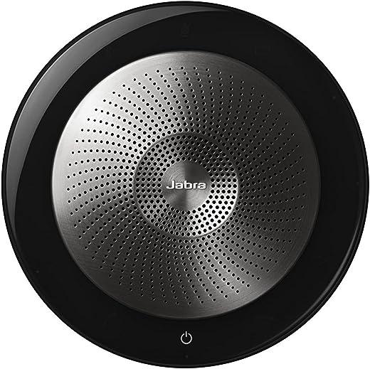 Jabra Speak 710 UC Wireless Bluetooth Speaker for Softphone and Mobile Phone –Portable Speaker