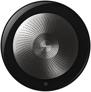 Jabra Speak 710 UC Wireless Bluetooth Speaker for Softphone and Mobile Phone – Easy Setup, Portable Speaker with for Holding Meetings Anywhere with Immersive Sound