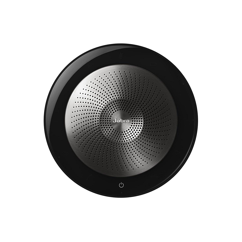 Jabra Speak 710 Wireless Bluetooth Speaker for Softphone and Mobile Phone (U.S. Retail Packaging) by Jabra