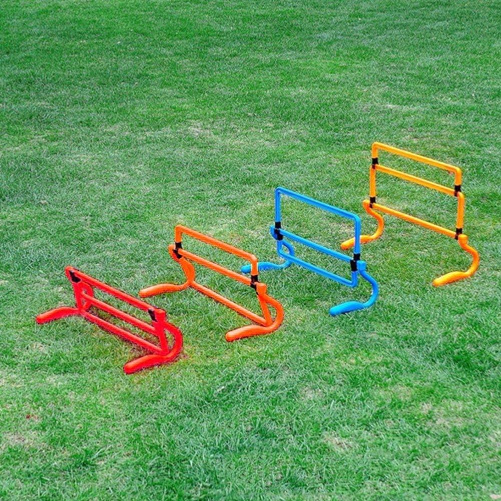 vallas de entrenamiento bajas para saltos