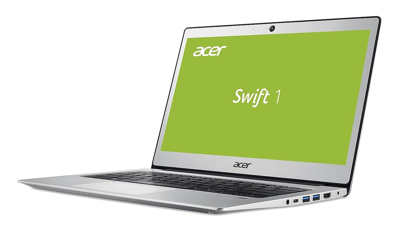 fe37b6455b Acer Swift 1 SF113-31-P2CP Ordinateur Portable Quad Core N4200 SSD Mat Full  HD Windows 10: Amazon.fr: Informatique