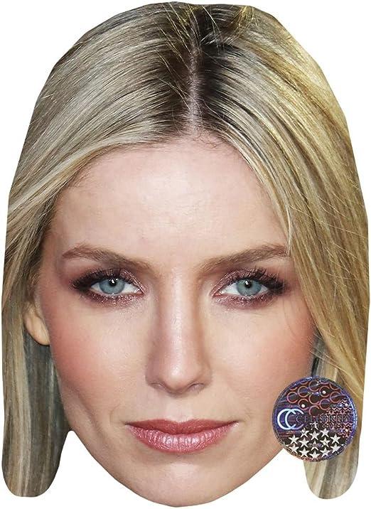 Annabelle Wallis - Máscara de celebridad, cara de tarjeta y ...