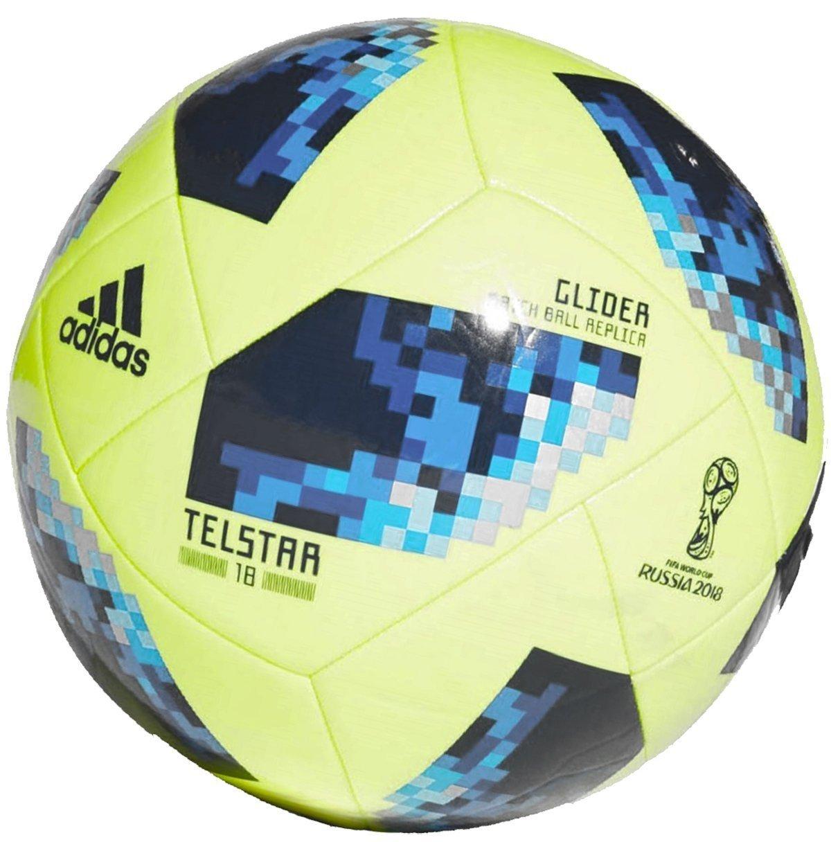 adidas World Cup 2018 - Balón de fútbol para niños (Talla 3 ...
