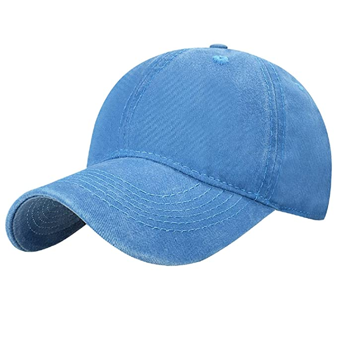 UMIPUBO Gorras Beisbol Deportes Unisex Adjustable al Aire Libre Cap clásico algodón Casual Sombrero Gorras de