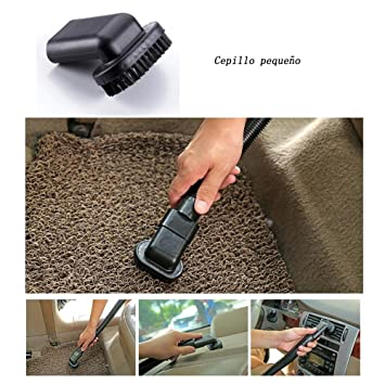 Amazon.com - ZAIYI Car Vacuum Cleaner Black 3509085mm Wet and Dry Car Vacuum Cleaner 12V High Power 120W Handheld Powerful, Orange -