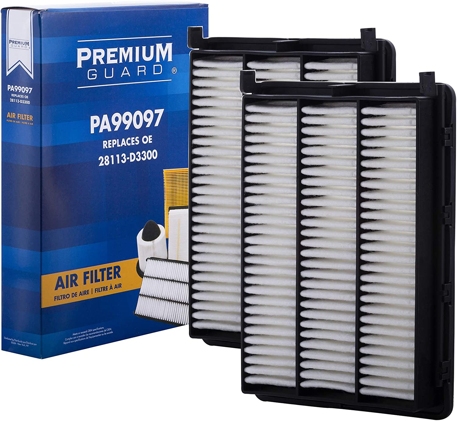 Fram CA12065 Air Filter White