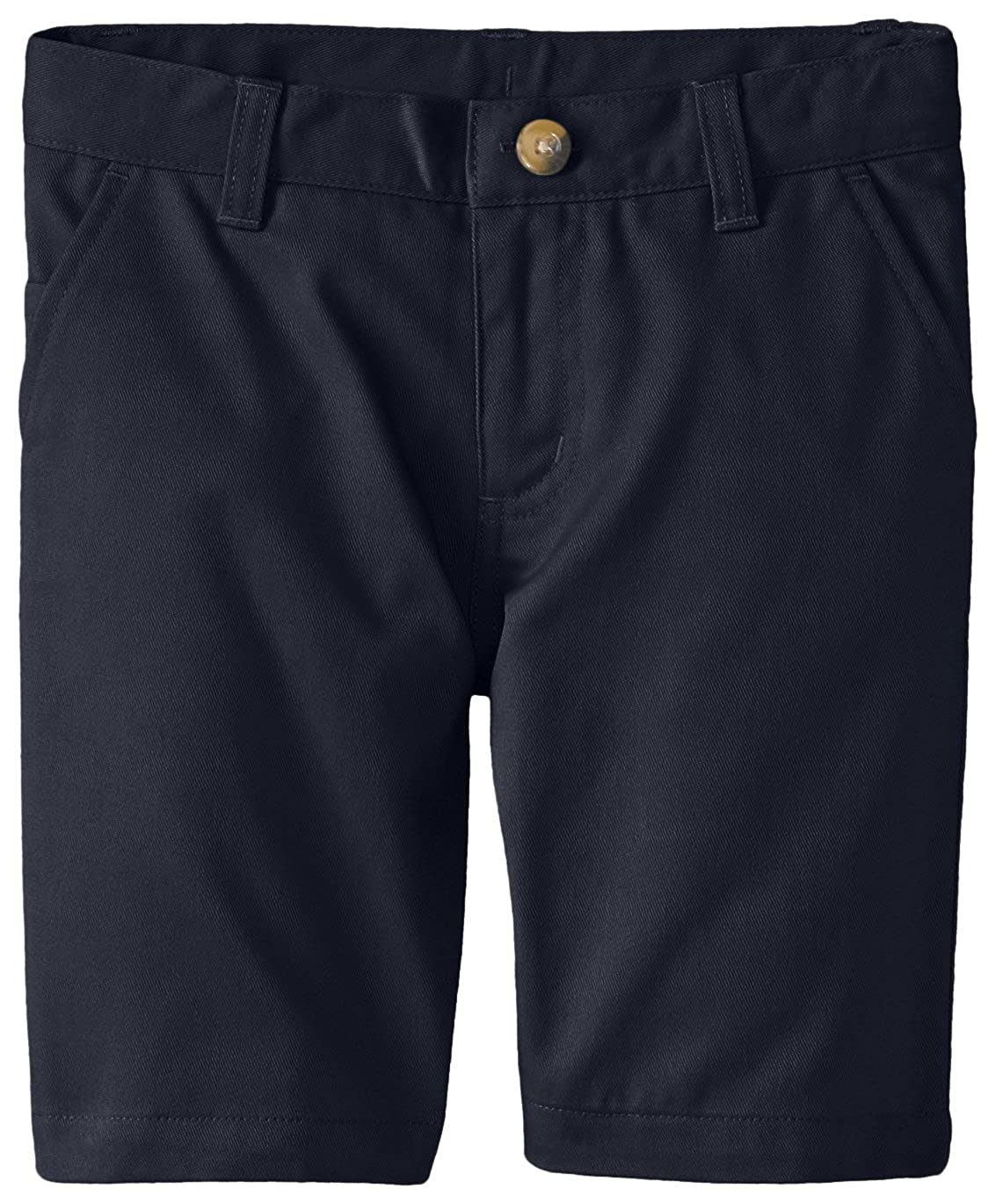 Lee Boys' Classic Flat Front Twill Short H9232L