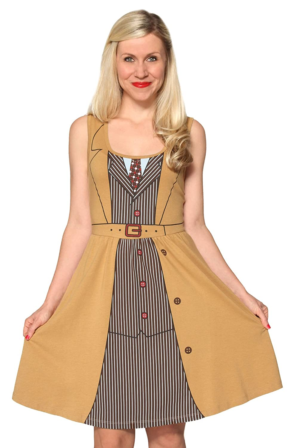 Doctor Who Her Universe David Tennant Tenth Doctor Costume Dress