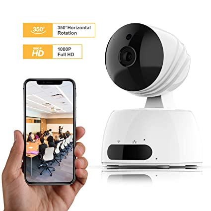Amazon.com: Famisafe HD IP Camera, 1080P Wireless Home ...