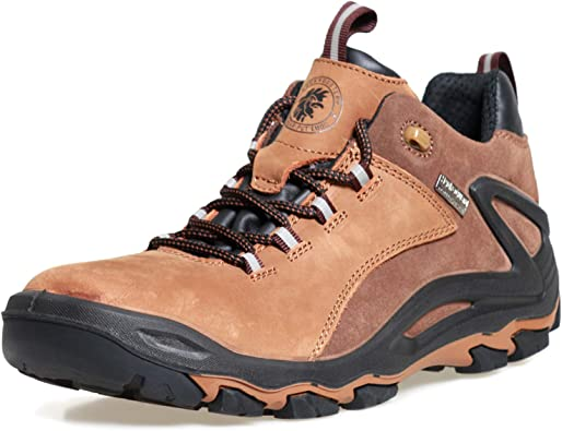 MEN WOMEN SAFETY TRAINERS SHOES BOOTS WORK STEEL TOE CAP HIKER ANKLE SIZE 2-11