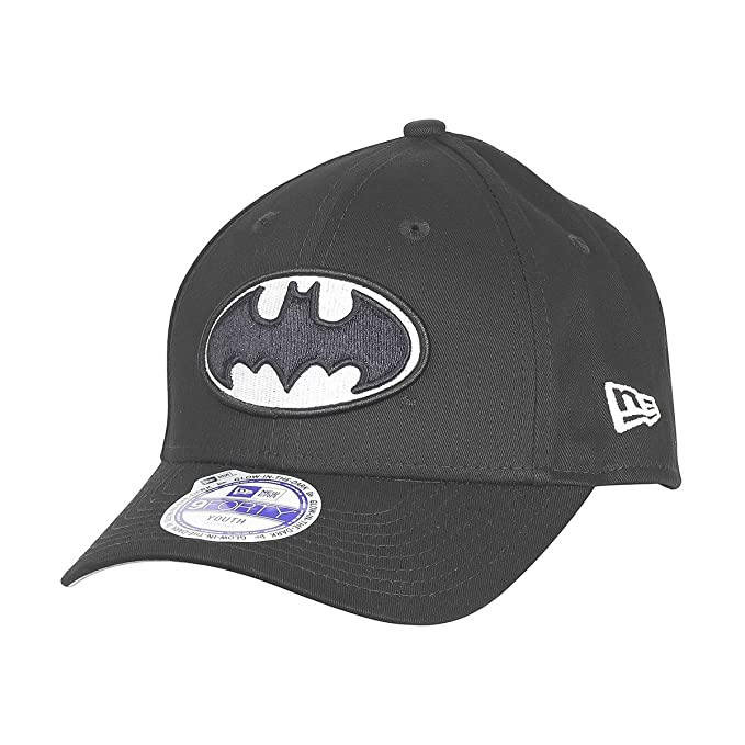 Cappellino 9FORTY JUNIOR Batman New Era baseball cap berretto baseball  Toddler (49-51cm) ba5f2e7f43b8