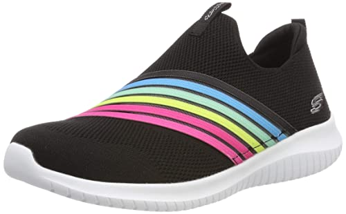 Skechers Womens Ultra Flex-brightful Day Sneaker: Amazon.es ...