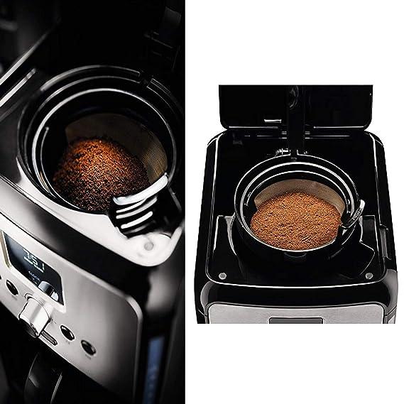 Delidge reutilizable filtro de café para Ninja Barra de café ...