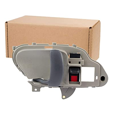 Door Handle fits Interior Inside Left Driver Side (1995-2000 Chevy GMC GM) 15708043: Automotive