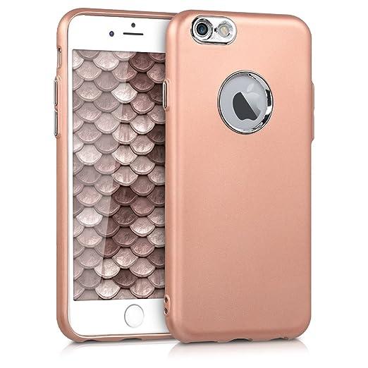 53 opinioni per kwmobile cover per Apple iPhone 6 / 6S- custodia back cover in silicone TPU