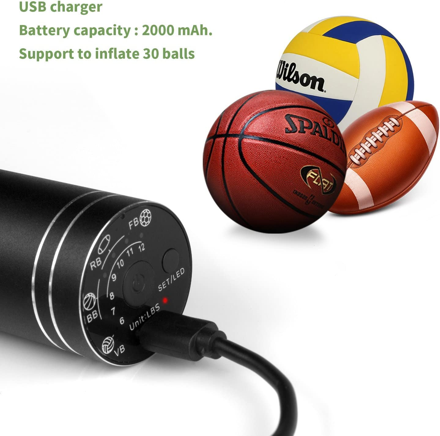 Ball-Ventil Adapter-Set Handball Fussball Basketball Boot Ballpumpe LuftMatratze