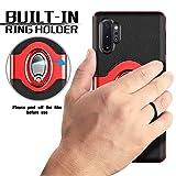 eSamcore Galaxy Note 10 Plus Case Ring Holder