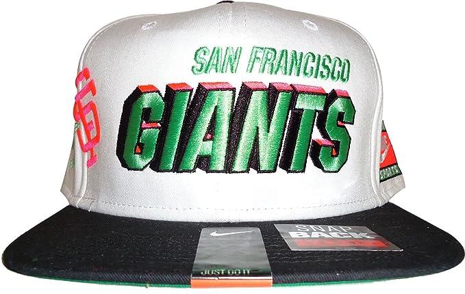 33eb2509b6f ... uk nike san francisco giants s watermelon snapback cap hat one size  white 73c5d 812c6