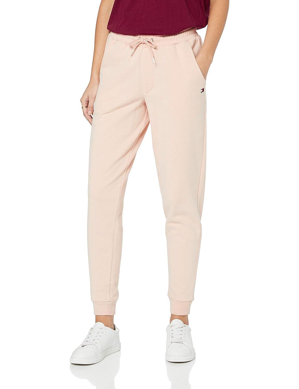 TALLA 42 (Talla del fabricante: LG). Tommy Hilfiger Track Pant Pantalones de Pijama para Mujer