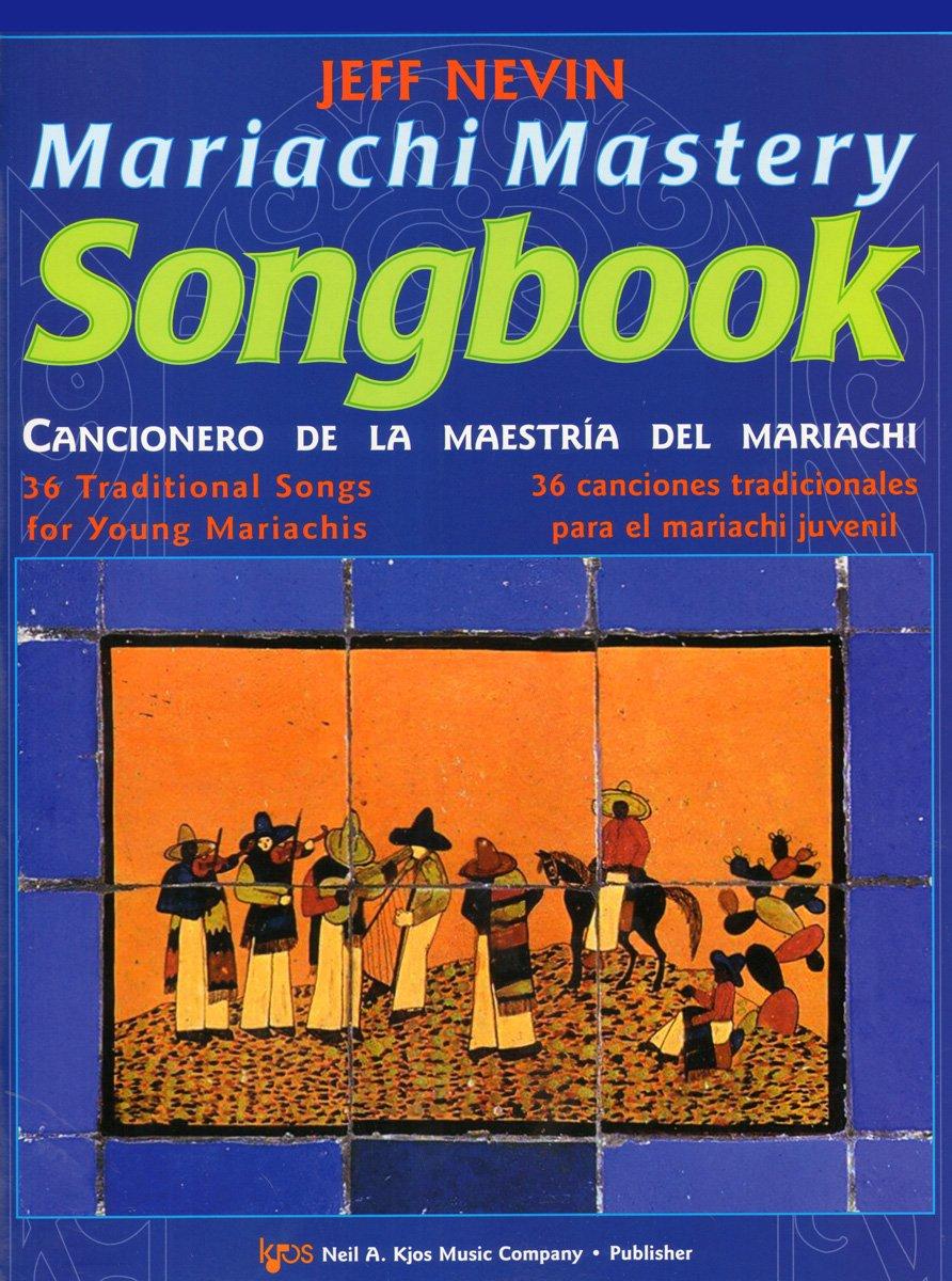 128VN - Mariachi Mastery Songbook - Violins / Violines 1 & 2