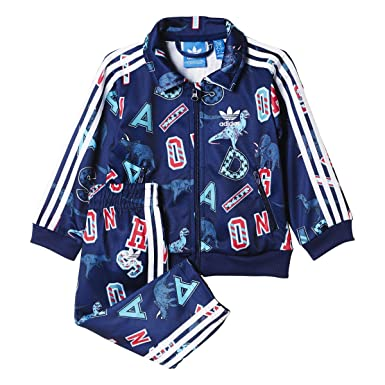 becb87f1d Adidas Originals FR Superstar Set Infant Tracksuit Multicolor/Night Sky/ White s95934 (Size