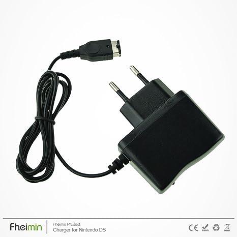 Sector eléctrico cable del cargador de la UE Plug CA para Nintendo ...