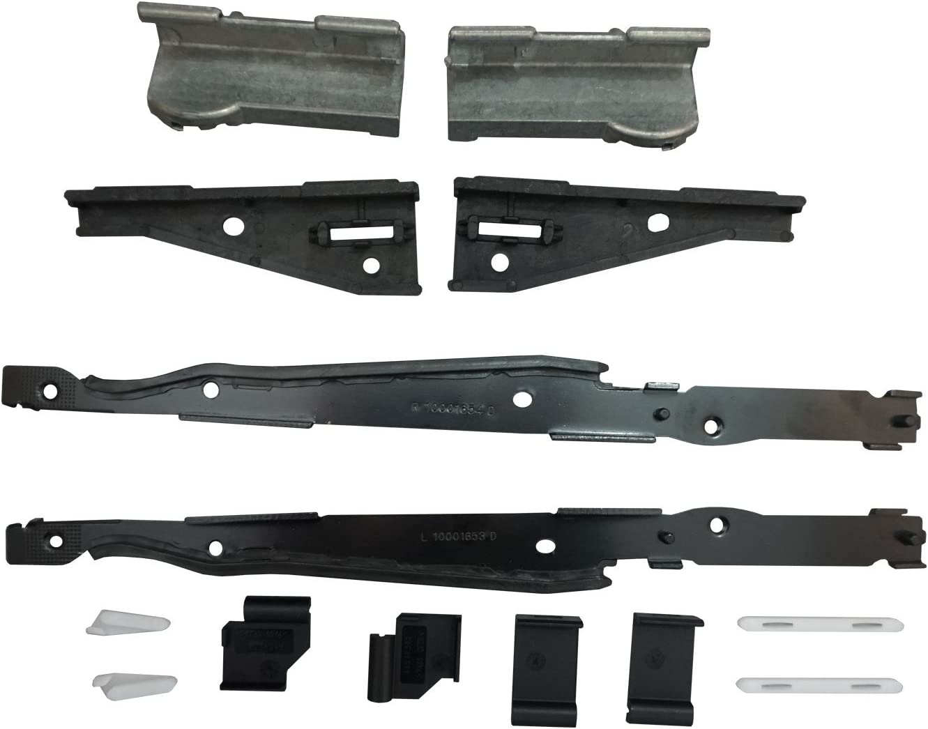 14 Pieces Sunroof Repair Kit for BMW X5 E53 and X3 E83 2000-2006