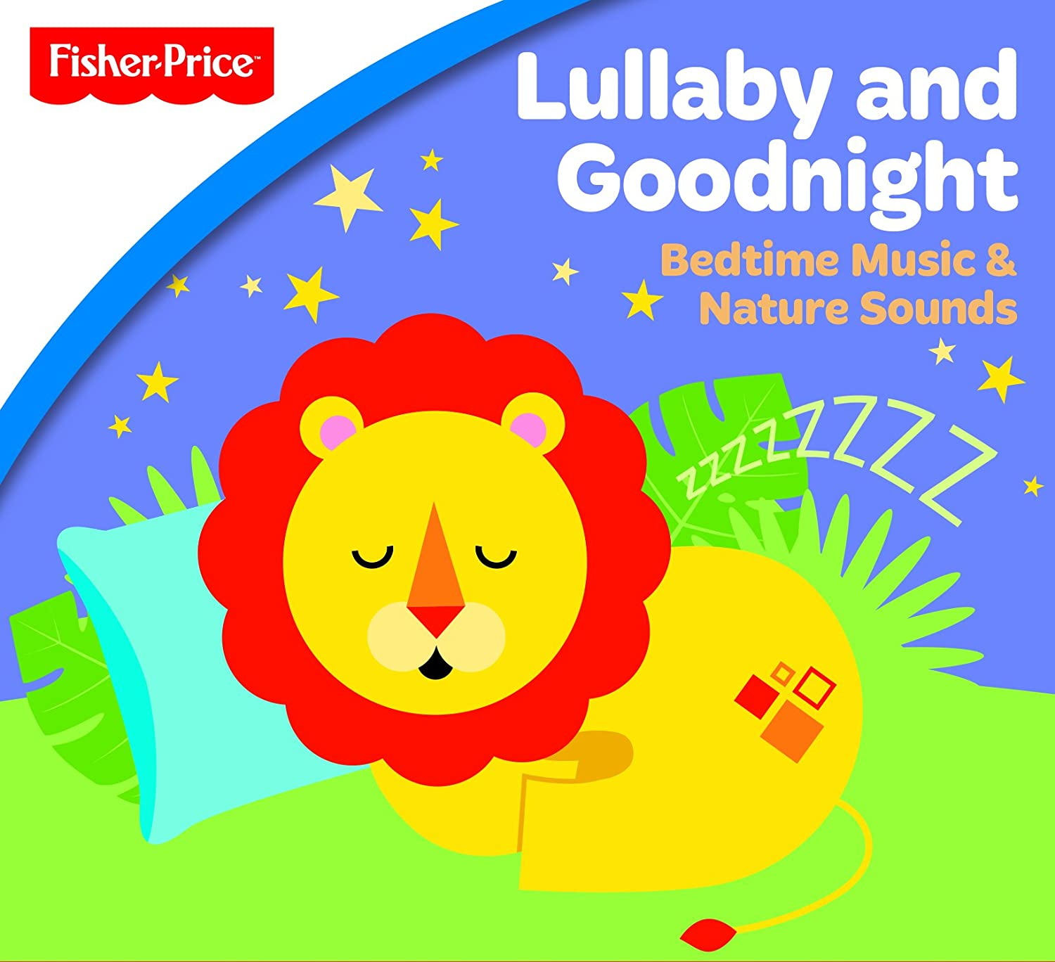 Fisher Price - Lullaby and Goodnight - Bedtime Music & Nature Sounds Kids  Music CD - Amazon.com Music