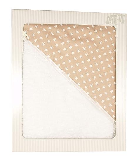 Ti-tín, Capa de baño bebe toalla 100 x 100 cm.