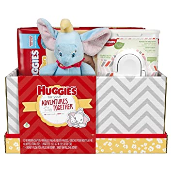 Amazon.com : Huggies Newborn Disposable Diaper Set : Baby