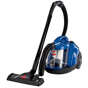 Bissell Zing Rewind Canister Vacuum