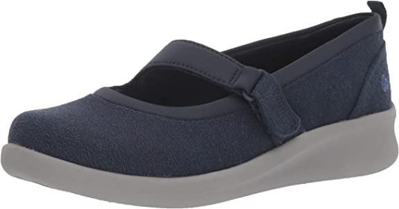 Clarks Women's Sillian 2.0 Soul Mary Jane Flat