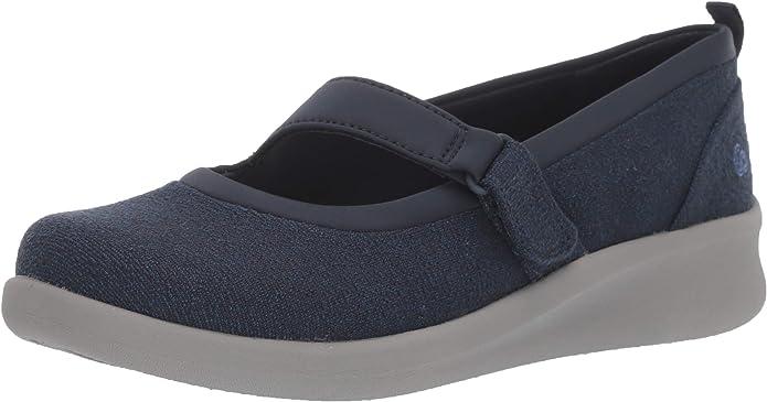 Clarks Sillian 2.0 女士舒适坡跟鞋
