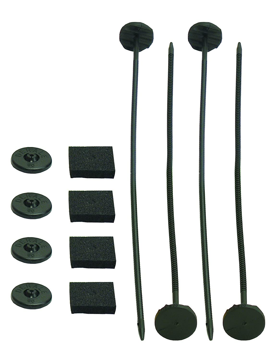 Derale 13001 Plastic Rod Mounting Kit