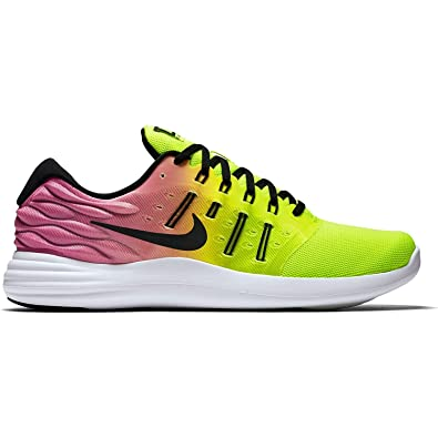 e0bcdd8eadc3 Image Unavailable. Image not available for. Color  Nike Men s Lunarstelos  Olympic Color Running Shoe Multi-Color ...