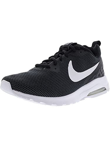 best service 07bec f5e53 Nike Women s Air Max Motion LW SE Shoe Black White-White-Anthracite 6