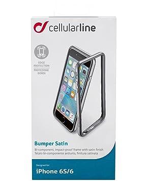 CELLULAR LINE - Bumper per iPhone 4S - Rosa