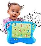 Boxiki kids Tablet per l'Apprendimento in Lingua Inglese con 10 Schede Didattiche by Gioco da Tavolo per Bambini con Funzione Tocca e Impara   Smart Pad per Giochi Didattici Infantili