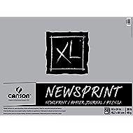"""Canson XL Series Newsprint, 18"""" x 24"""""""