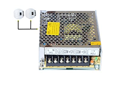 Amazon.in: Buy MAA-KU MW SMPS Power Supply Unit with Dual DC Output ...