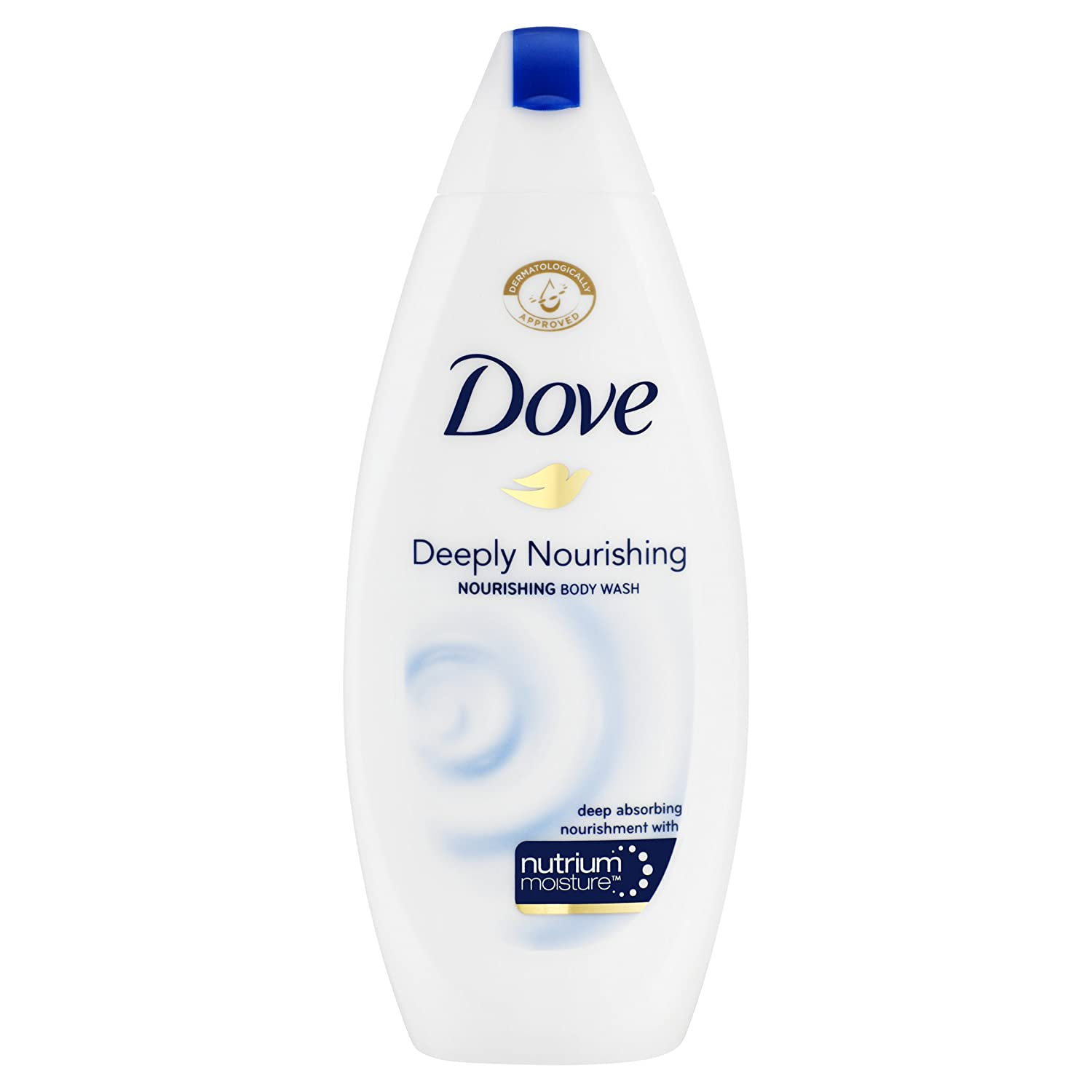 Dove Triple Moisturising Body Wash 210 ml - Pack of 3 Unilever 8699963